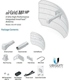 Ubiquiti AirGrid M2-HP